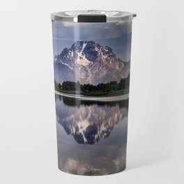 Mt. Moran and the Snake River Travel Mug