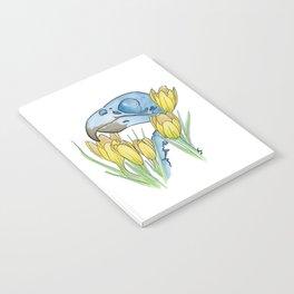 The Parakeet and The Crocus Notebook