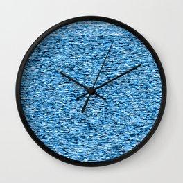 Light Rain Wall Clock