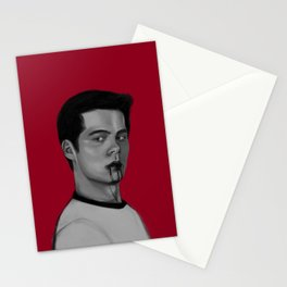 Bad Blood III Stationery Cards