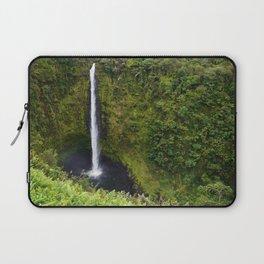 Akaka falls - waterfall Laptop Sleeve