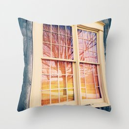 Beautiful Reflection Throw Pillow