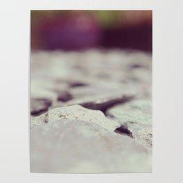 Slate Rocks Poster
