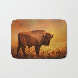 Buffalo Dreams Bath Mat