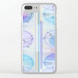 Cascadence 1 Clear iPhone Case