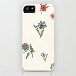 The gift of flowering blooms iPhone Case
