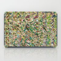 colombia iPad Cases featuring Dream Jungle (Colombia) by Gregory McLellan