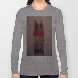 Rainbow-Spray Graffiti Art Print. Long Sleeve T-shirt
