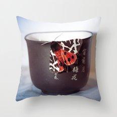 Perhonen Throw Pillow