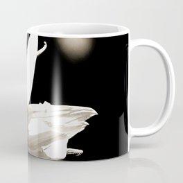 Sunflower-B&W Coffee Mug