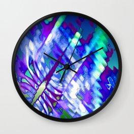 ACID 629 Wall Clock