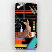 predator iPhone & iPod Skins featuring Predator by Vannina
