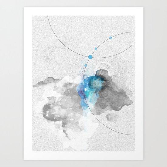 W/M 01 Art Print