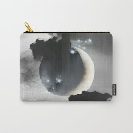 Cloud Falls Carry-All Pouch