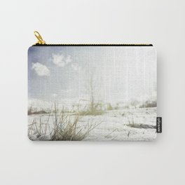 { GRASSY PERSPECTIVE } Carry-All Pouch