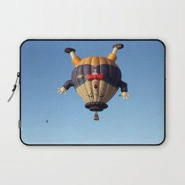 Humpty Dumpty Hot Air Balloon Laptop Sleeve