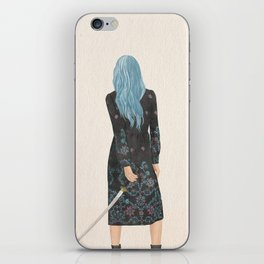 Callie iPhone Skin
