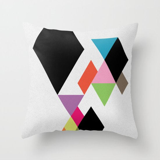 untitled 06 Throw Pillow