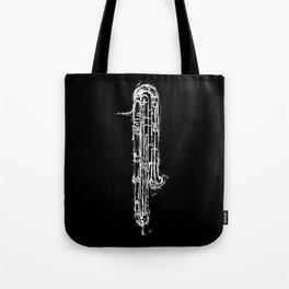 Contrabassoon Tote Bag