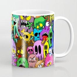 Monsters Doodles Characters Saga Coffee Mug