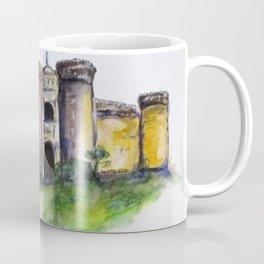 Castel Nuovo, Napoli Coffee Mug