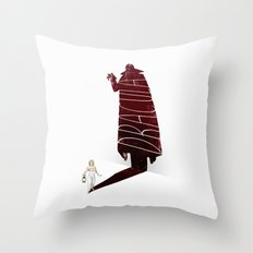 Dracula Movie Poster Throw Pillow