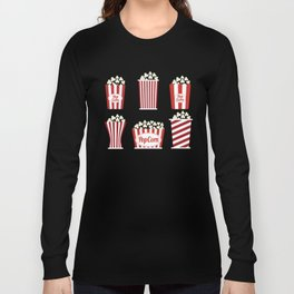 Popcorn Long Sleeve T-shirt