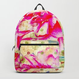 Floral theme [spring bollywood) Backpack