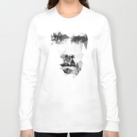 jared leto Long Sleeve T-shirts featuring JARED by THE USUAL DESIGNERS
