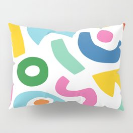 Geom Pillow Sham