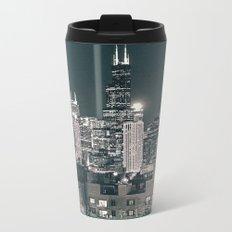 Chicago | Project L0̷SS   Metal Travel Mug