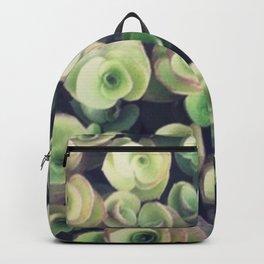 greeny leaves Backpack