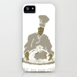 Hail to the Chief and Friends by OLena Art - brand for #society6 iPhone Case