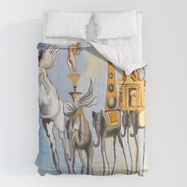 The Horse and Elephants Comforters