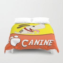 Canine Duvet Cover