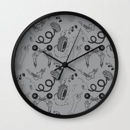 Faster Pattern Wall Clock