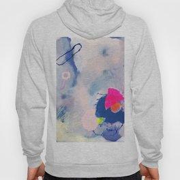 abstract joyful and wild meadow_001 Hoody