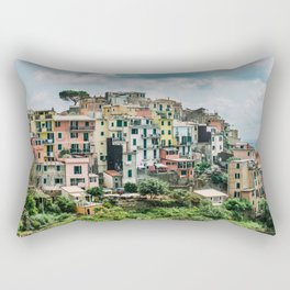 """Travel photography print """"North Italy"""" photo art made in Italy. Art Print Rectangular Pillow"""