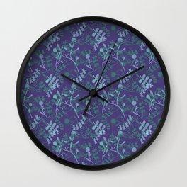 Tulle II + Wall Clock