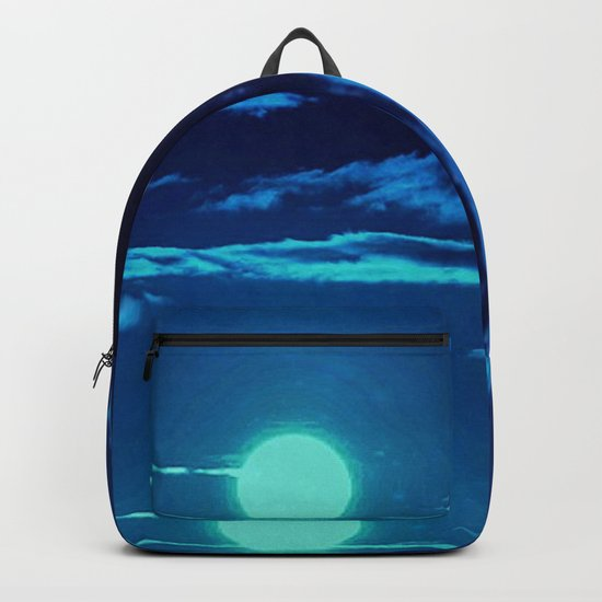 Moon rise Backpack
