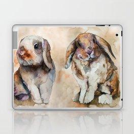 BUNNIES #1 Laptop & iPad Skin