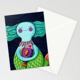Mom Mermaid Stationery Cards