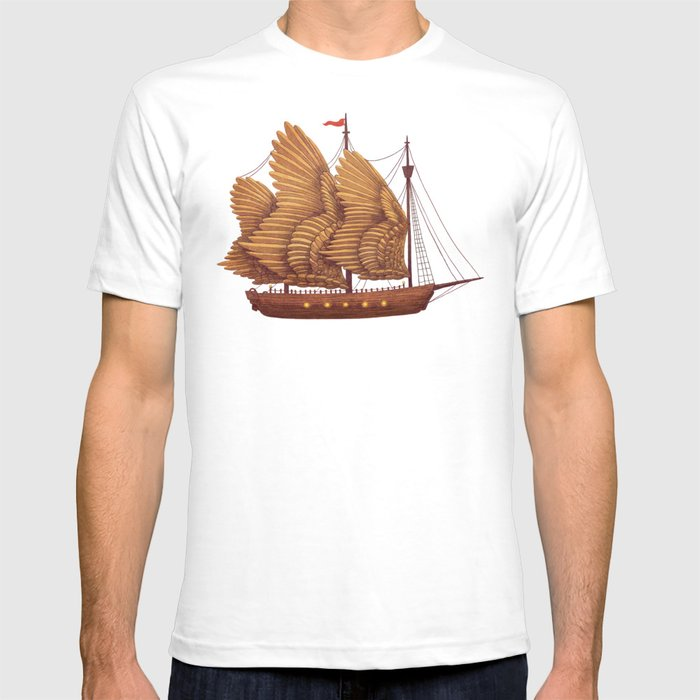 Winged Odyssey T-shirt