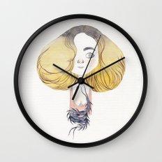 katy Wall Clock