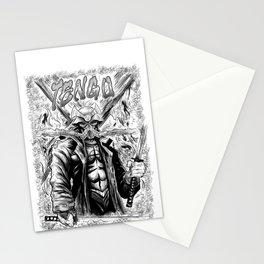 Tengu: Life Times to Hero. Stationery Cards