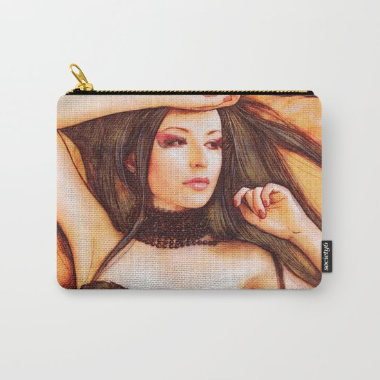 Corset Carry-All Pouch