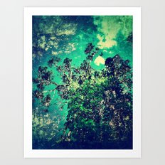 An Inner Forest Art Print