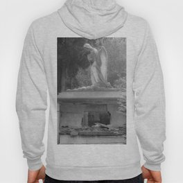 angel on the grave Hoody