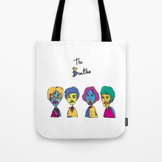 the beathles Tote Bag