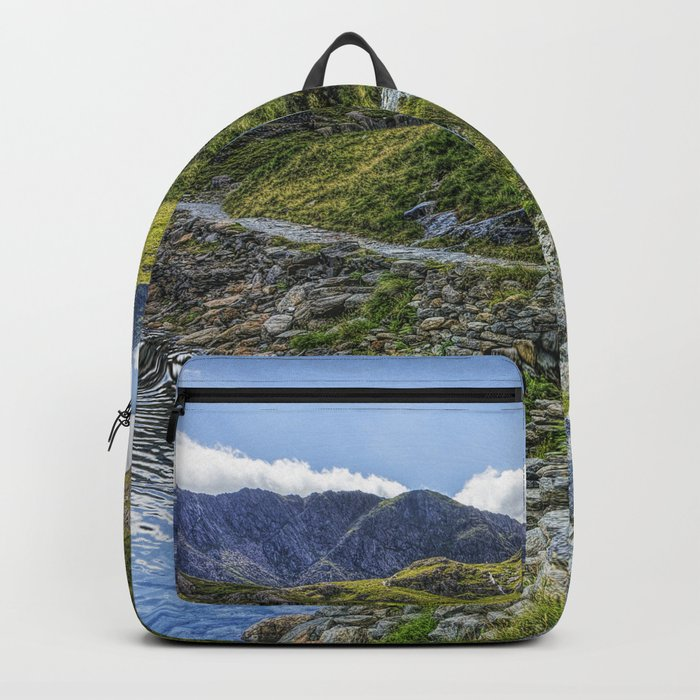 Path To Snowdon Backpack